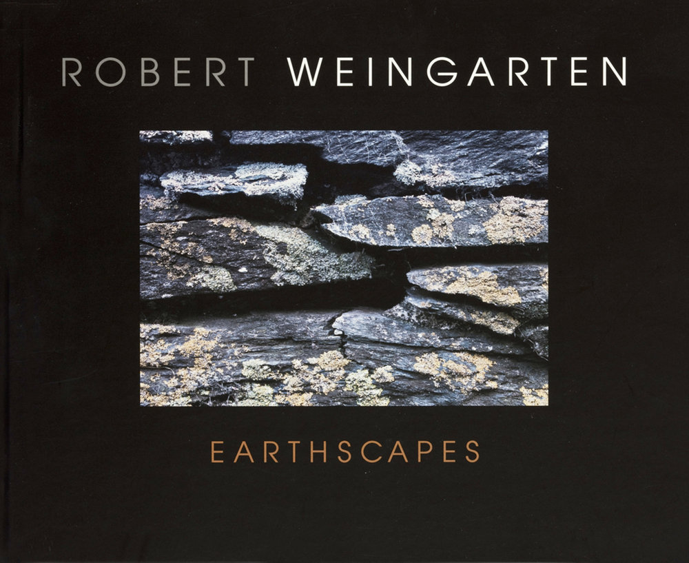 Robert Weingarten: Earthscapes - HardcoverPublisher: Center for Photographic Art; 1st edition (1999)Language: EnglishIntroduction by Dennis HighASIN: B0006RGJTS