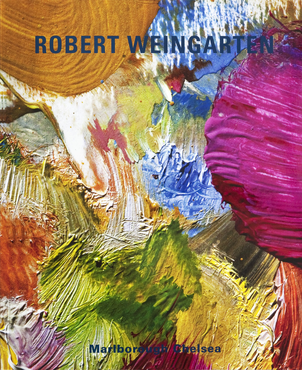 Palette Series by Robert Weingarten - Interview by Dale M. Lanzone(