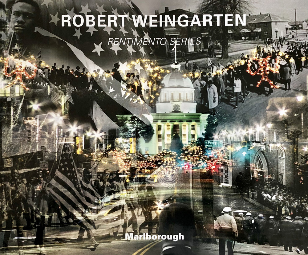 "Robert Weingarten: Pentimento Series - First Edition (January 6, 2015)Essay by: Colin Westerbeck""The History of Photography and Photography as HistoryRobert Weingarten's Pentimento in Perspective""Paperback: 28 pagesCatalogue of exhibitionIncluded biographical chronologyLanguage: EnglishISBN 9780897974783Product Dimensions: 11.5""x9.5"""