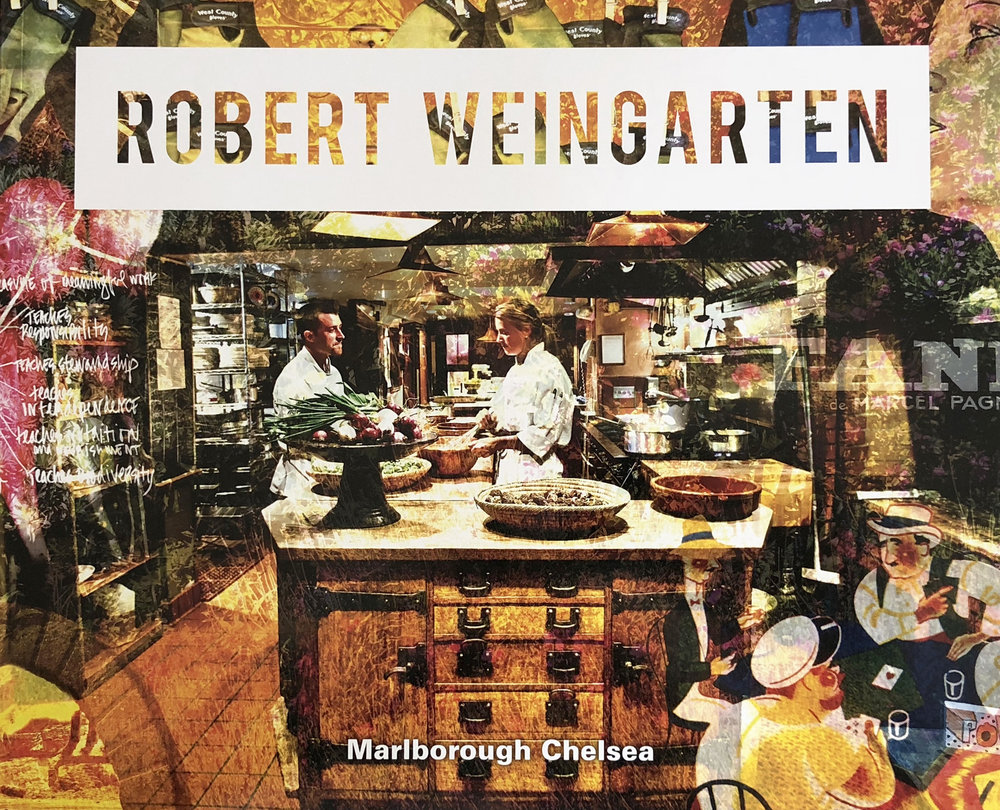 "Robert Weingarten: Portraits Without People - First Edition (March 3, 2011)Paperback: 36 pagesCatalogue of exhibitionIncluded biographical chronologyLanguage: EnglishISBN 978089797414Product Dimensions: 11.5""x9.5"""