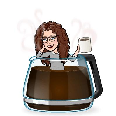 Christy in Coffee.JPG