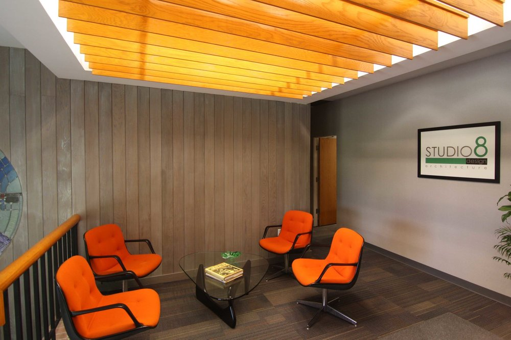 Studio 8 Design Lobby