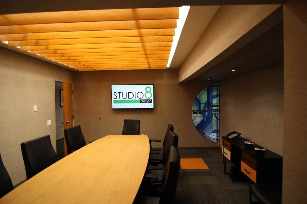 Studio 8 Design Conference Room