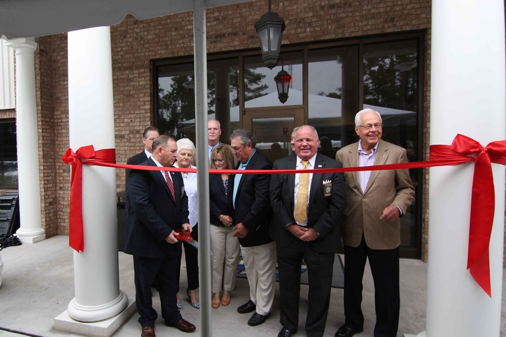 Glynn County Sheriff's Office and Detention Center Ribbon Cutting