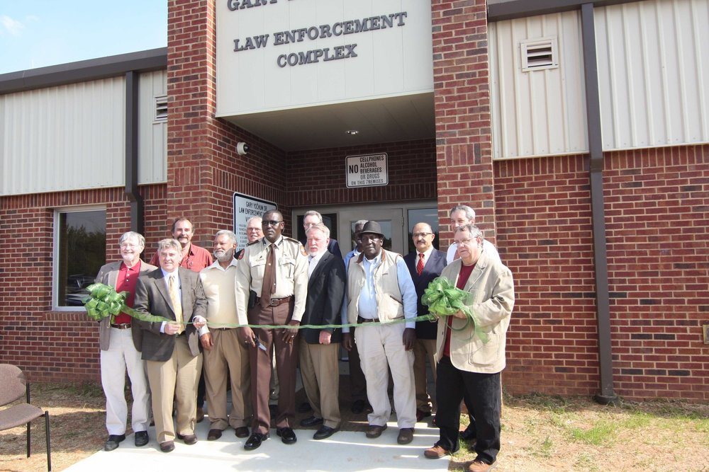 Randolph County Jail Holds Ribbon Cutting