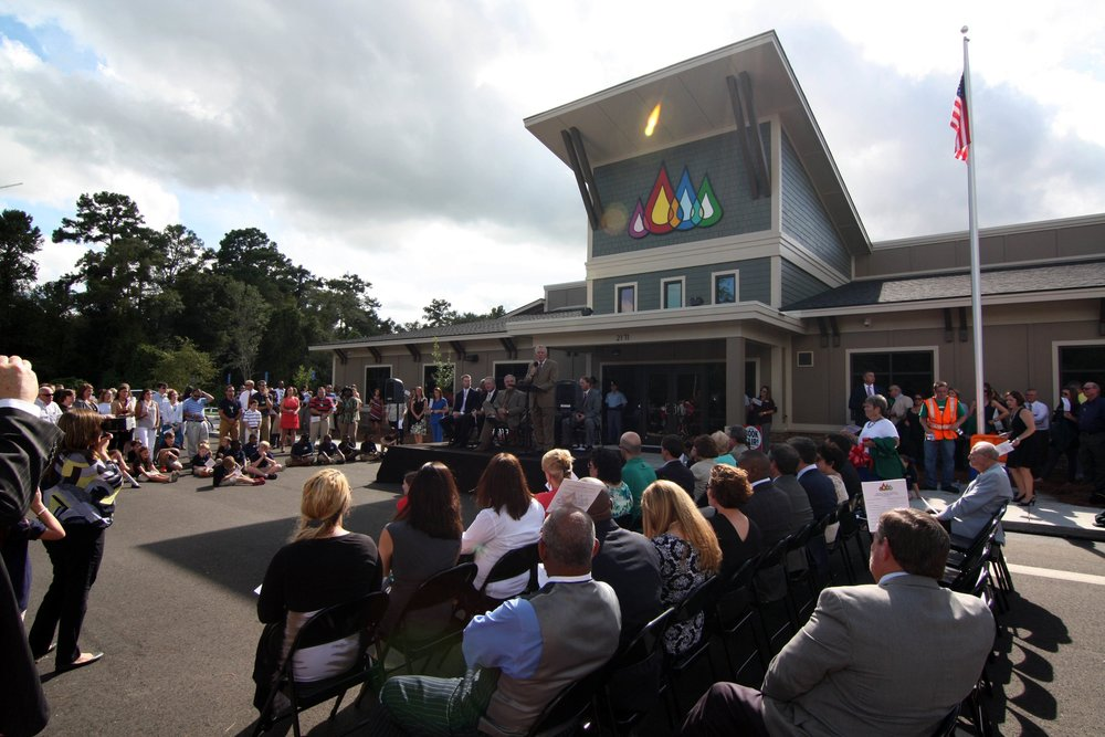 Scintilla Charter Academy Holds Ribbon Cutting