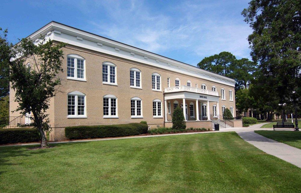 Historic Davis Hall Renovation