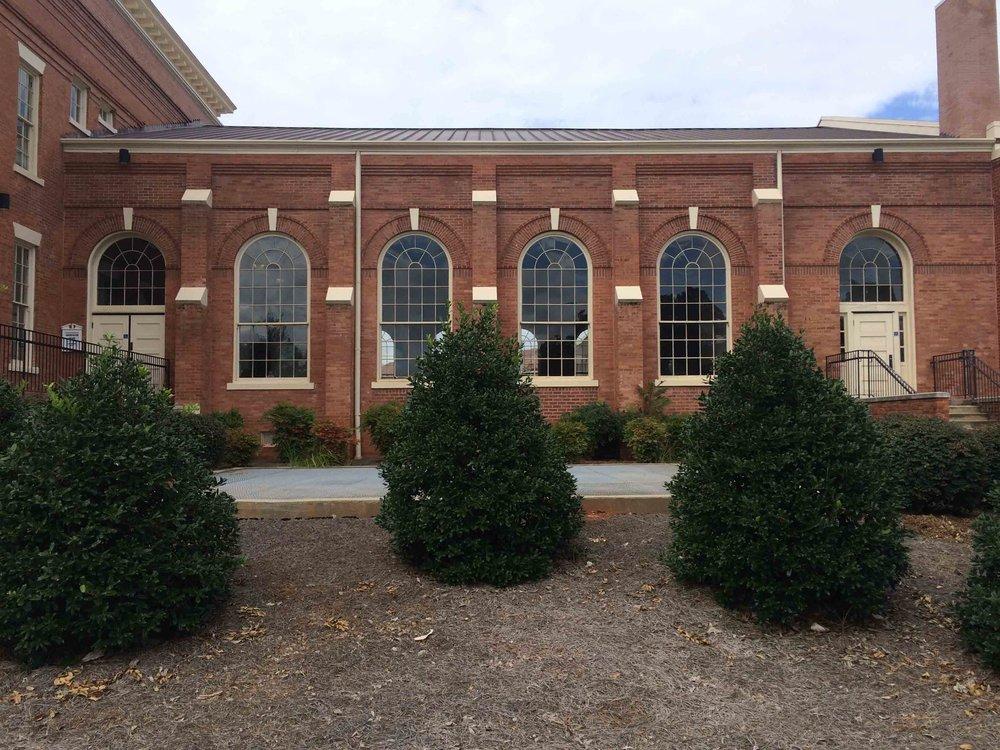 Historic Wheatley Hall Window Restoration