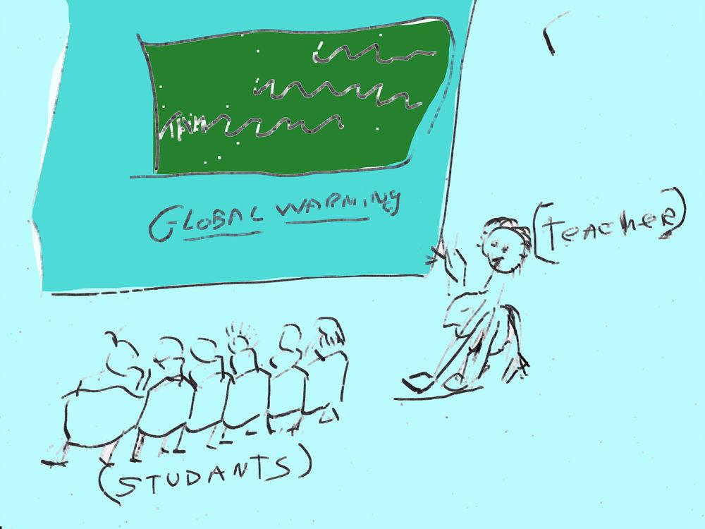 memory of teaching global warming.jpg