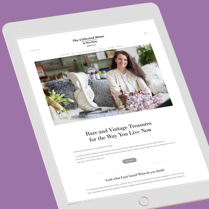 We helped a visionary designer make a retail splash. <br><br><i> Read more →</i>