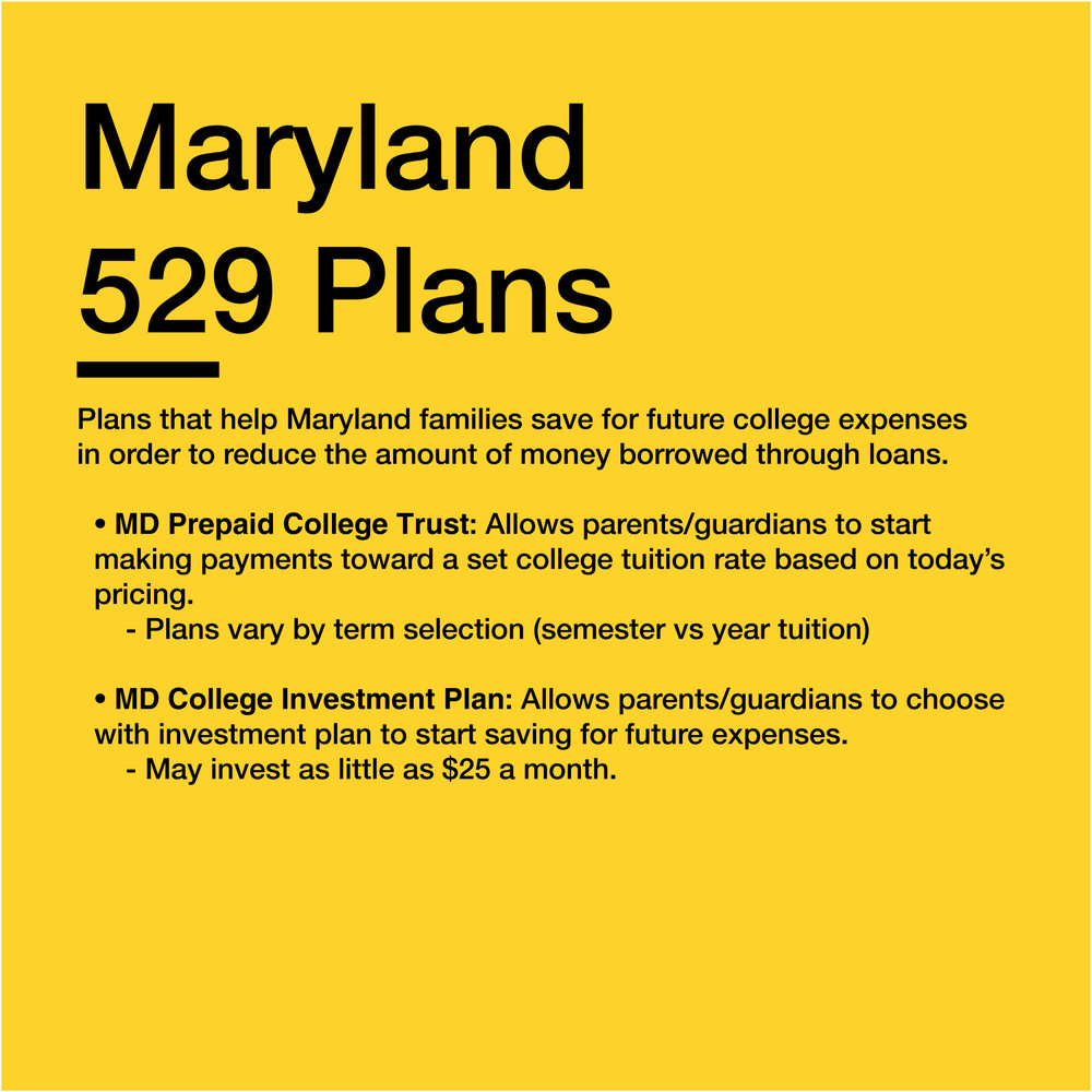 More Info:    https://maryland529.com/md529plans