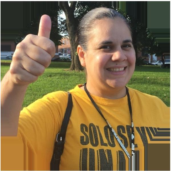 Alejandra Flores-Miller , B.A.  Community Outreach Specialist
