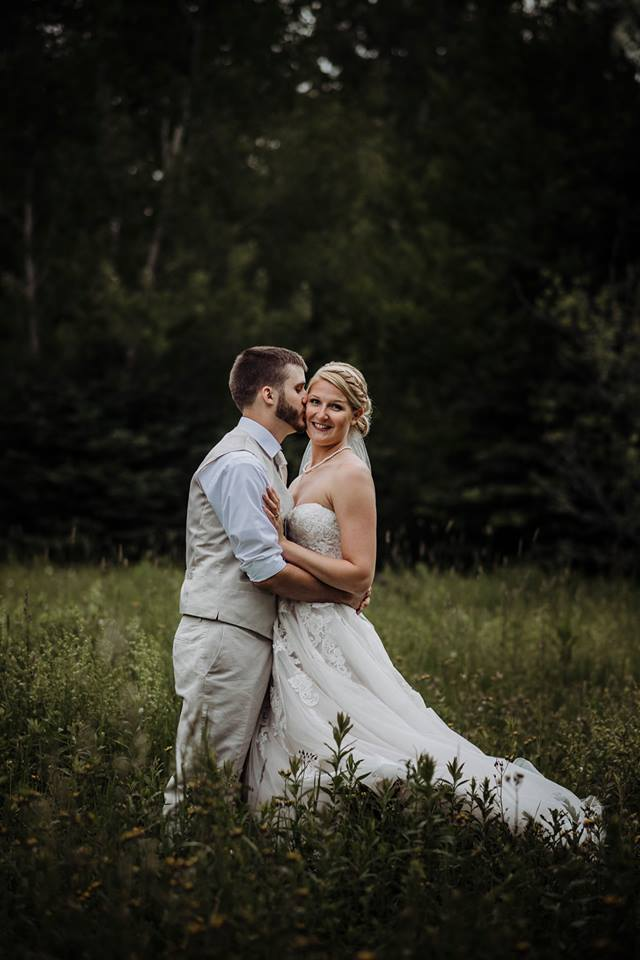 Corinna Maine wedding photographer