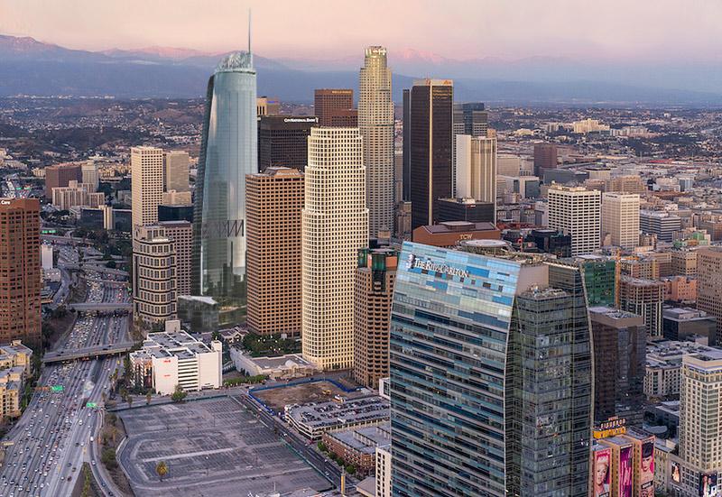 DOWNTOWN LA -