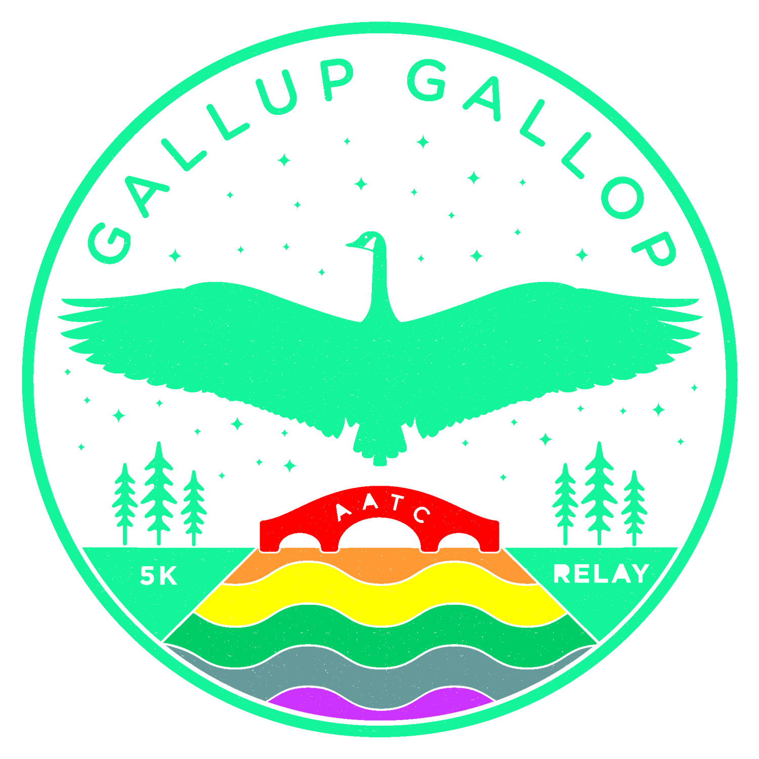 GALLUP GALLOP FRIDAY NIGHT 5K | RELAY