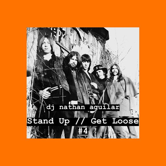 Stand Up Get Loose #4 delves into some lesser known hard rock, proto-metal, and psych bands. ⚡️Best paired with cheap beer and a denim jacket 🍺 #aslongasitsheavy