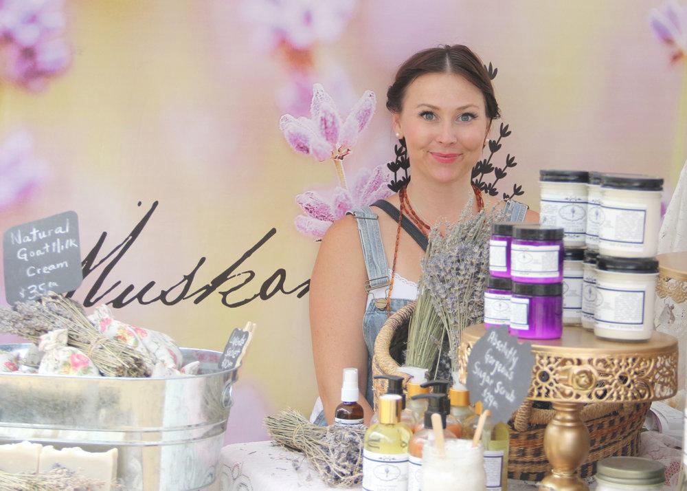Shanna from Muskoka Lavender