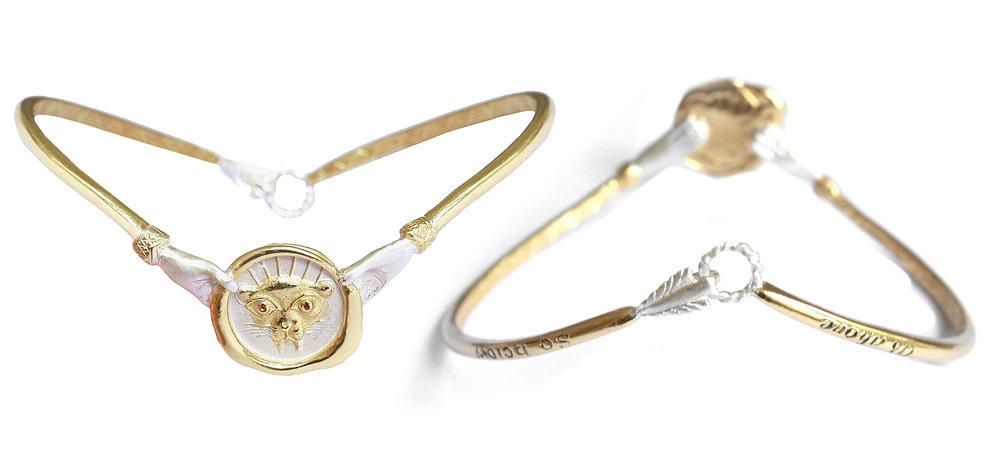 Zodiac V Bracelet