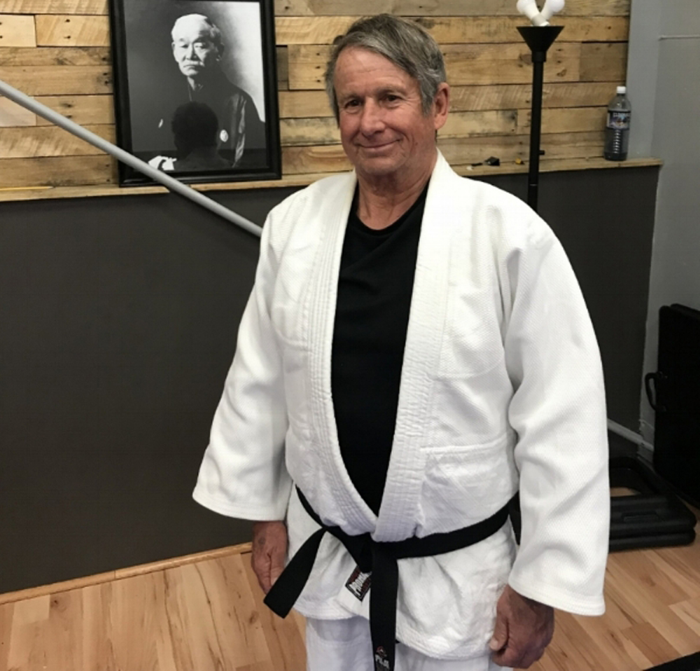 Sensei Chris Goodwin