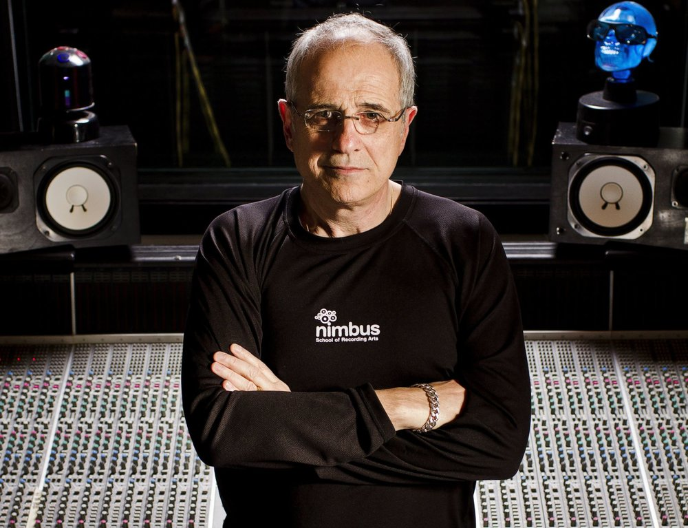 Bob Ezrin (Producer U2/Lou Reed/Alice Cooper)