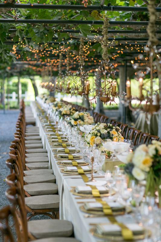 Garden Wedding | Beaulieu Garden Wedding Sillapere