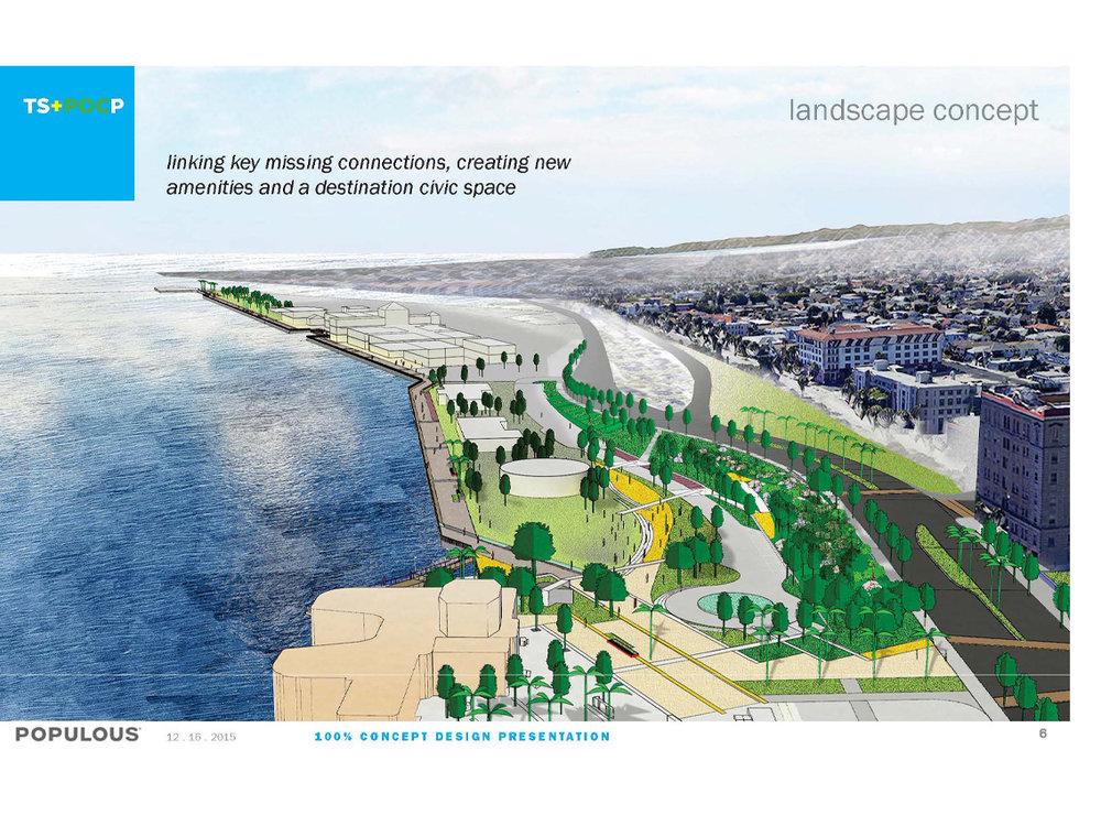 Port of LA – Town Square + Promenade