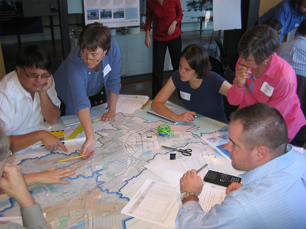 Watershed Planning Charrettes