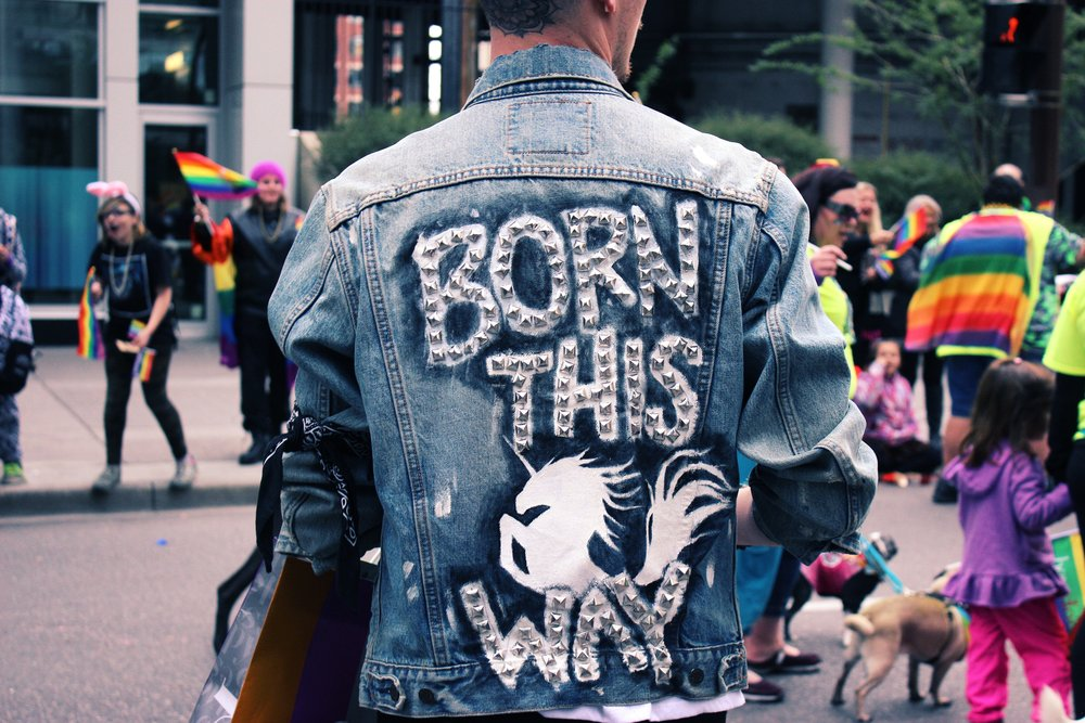 EPISODE 2:QUEERING LABELS - When are labels empowering? WHen are they Hurtful? should we even be using them? Listen in!