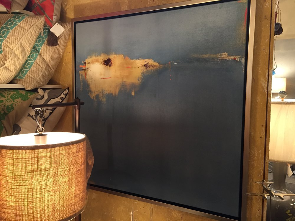 Modern Oil Painting - $439