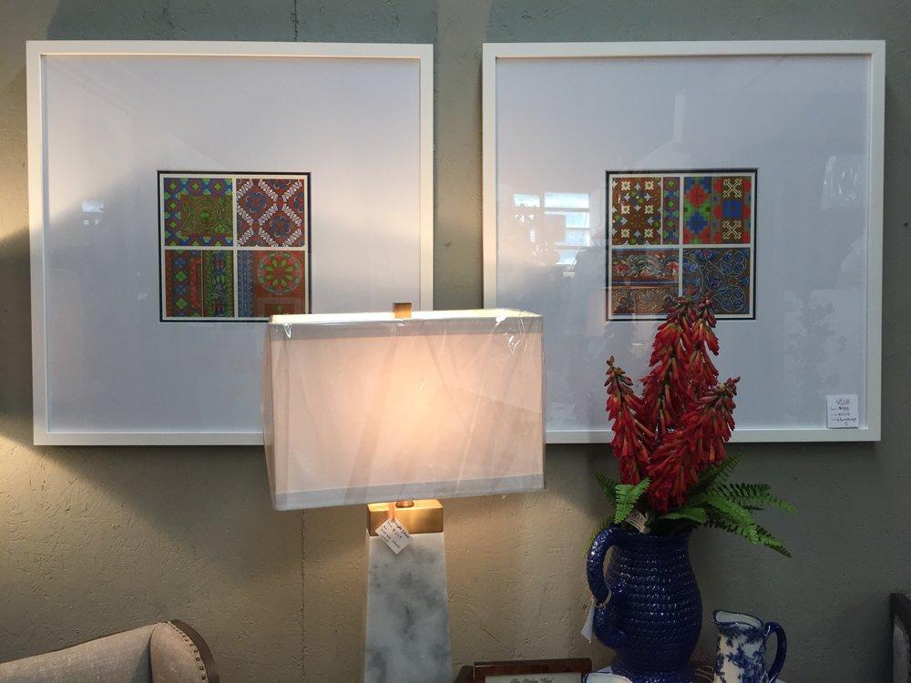 Minimalist Prints - $338 each