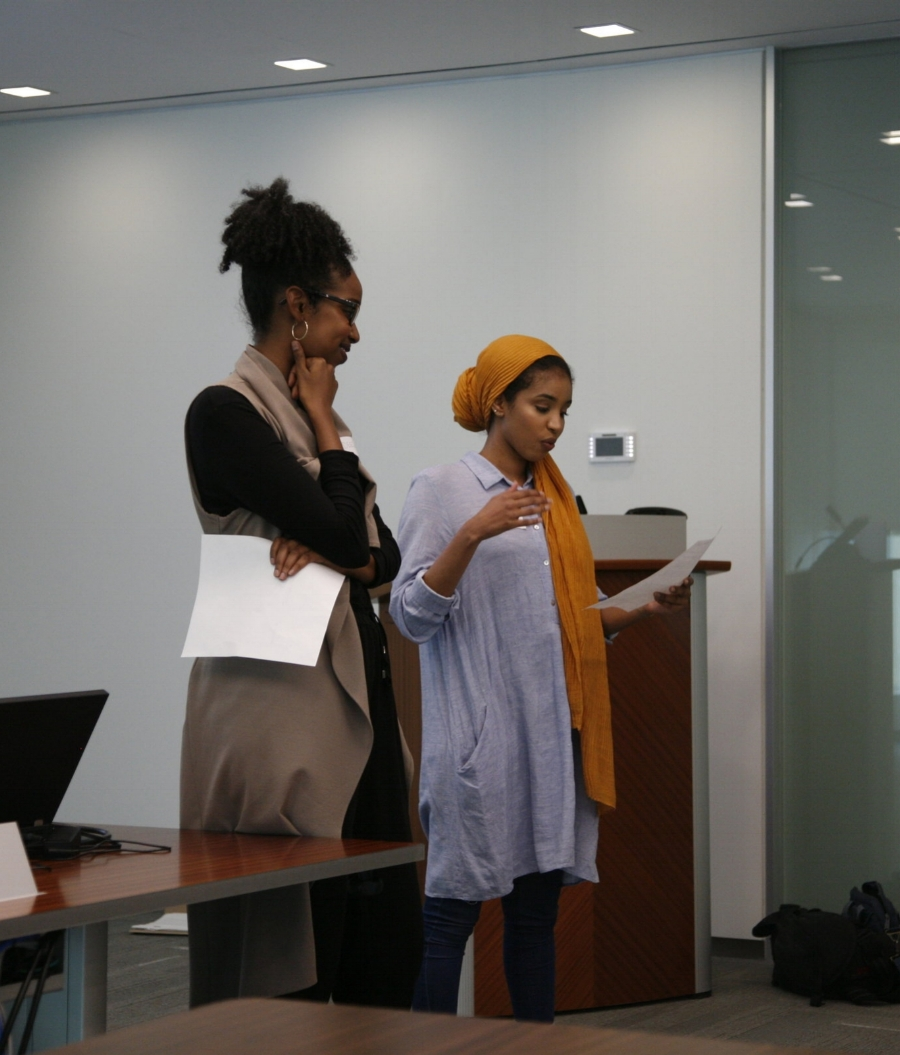 Our Mission - Muslim Youth Fellowship (MYF) is a leadership development program focusing on building the next generation of Muslim public servants. Our fellowship program consists of a training course developing civic engagement skills and a paid part-time placement in a municipal official's office. Learn More