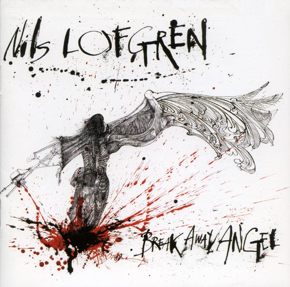 Niles Lofgren: Break Away Angel CD Cover