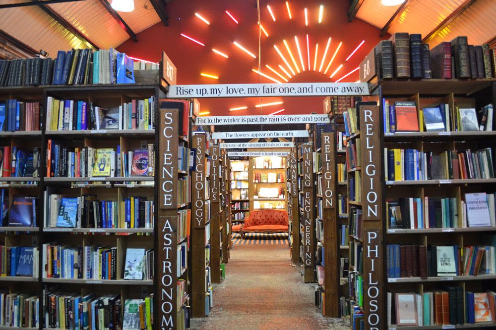 Barter Books | 4 Miles