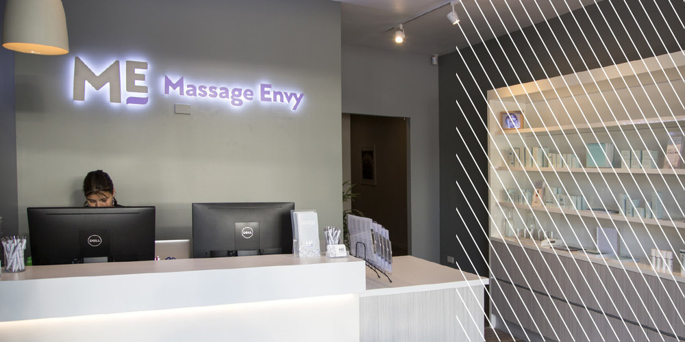 Massage envy - Massage Envy is the largest and fastest growing global massage and spa franchise. It enjoyed 15 years of success in the USA before opening in Australia and as with all our brands, full support and guidance is given to franchisees and Massage Envy's model creates a predictable, recurring revenue stream for investors. Massage Envy would be at home in any modern property.