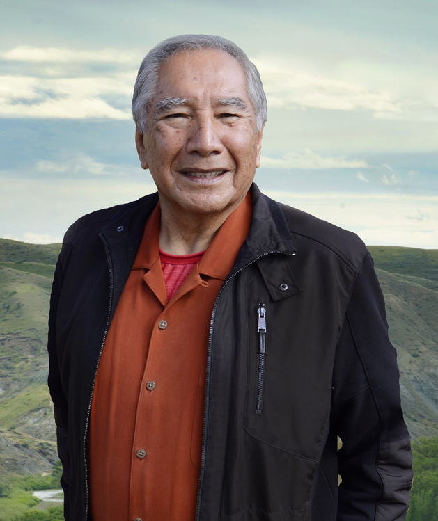 Speaker: Leroy Little Bear | Air Date: June 13, 2018 | The Native Seed Pod Series