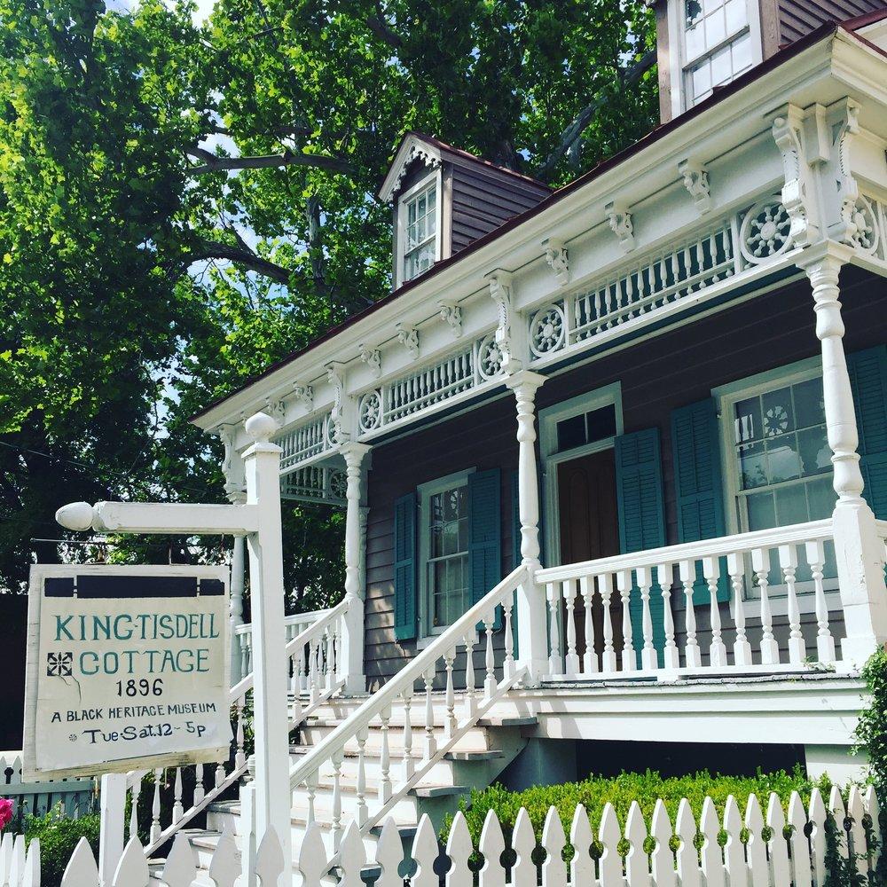 King-Tisdell Cottage Savannah, GA