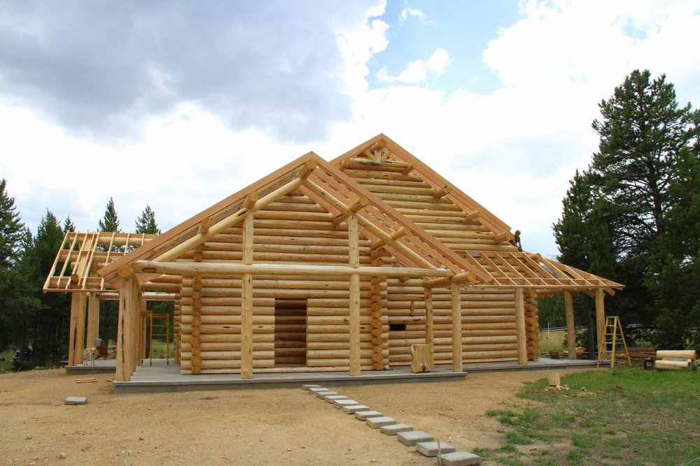 bitterroot-valley-timber-home-building-construction-log-cabin