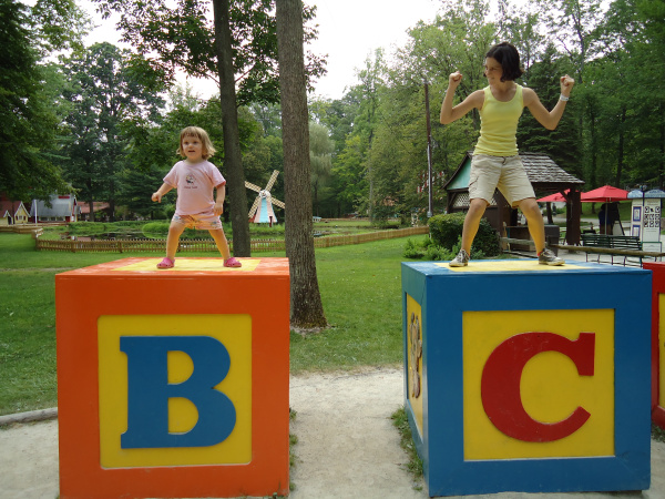 The letters of the day are B and C.