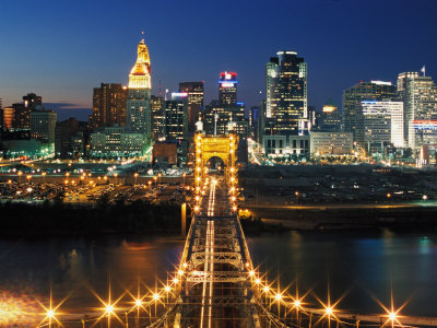 Cincinnati. The Queen City and my childhood home. A much better place to be in September of 2001.