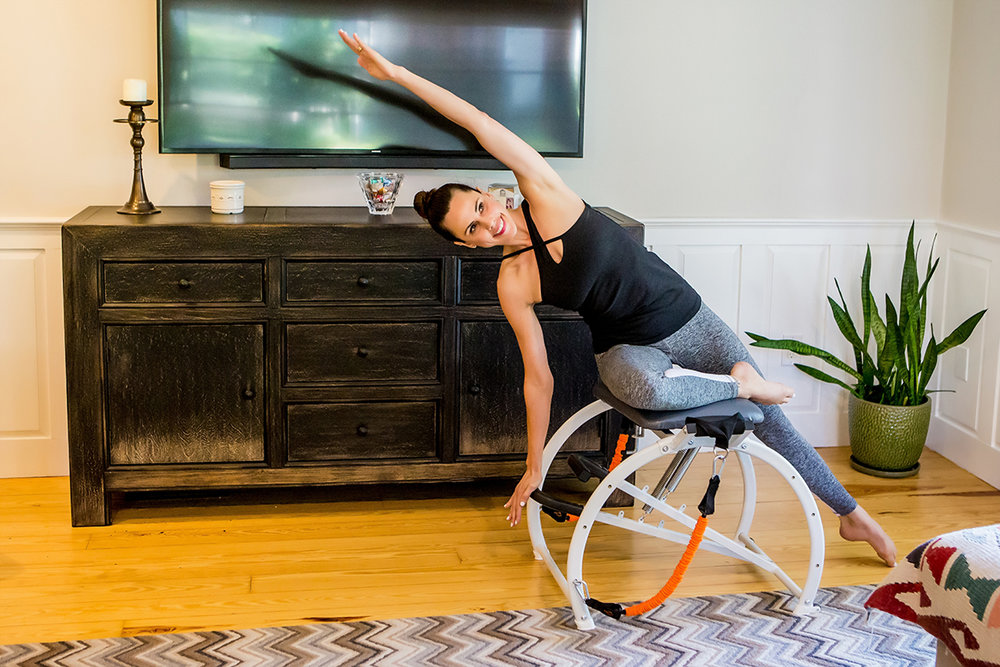 Its never been more possible than now to get a pilates body at home!