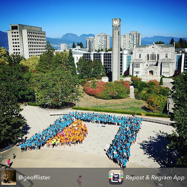 @geofflister repost. Thank you for capturing an incredible shot! #thespark2015
