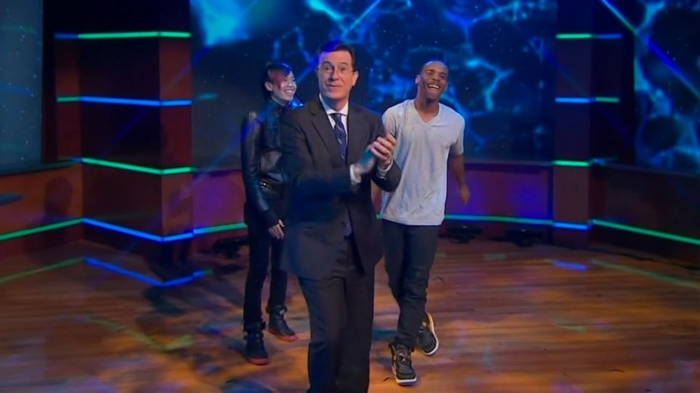 the colbert report -