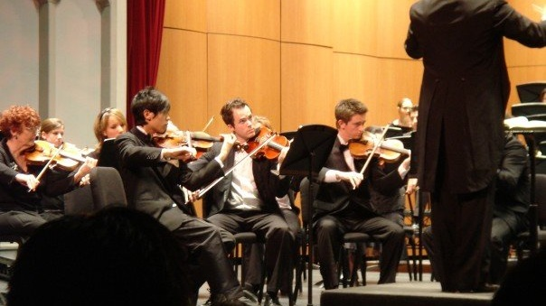 Jason Yang Concertmaster USC