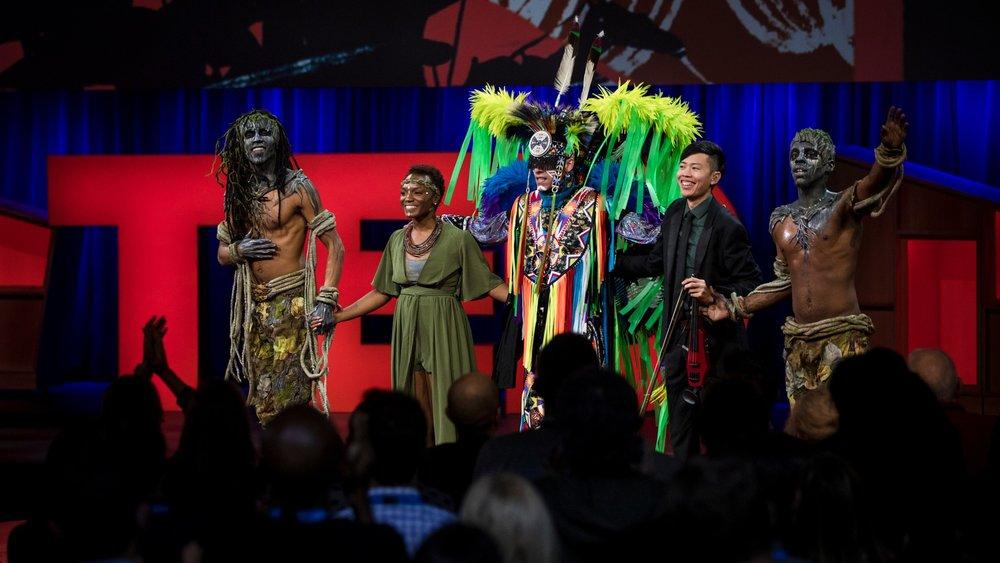 TED2017 - Original Piece & Performance
