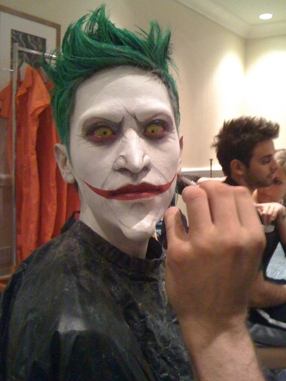Jason Yang Batman Joker