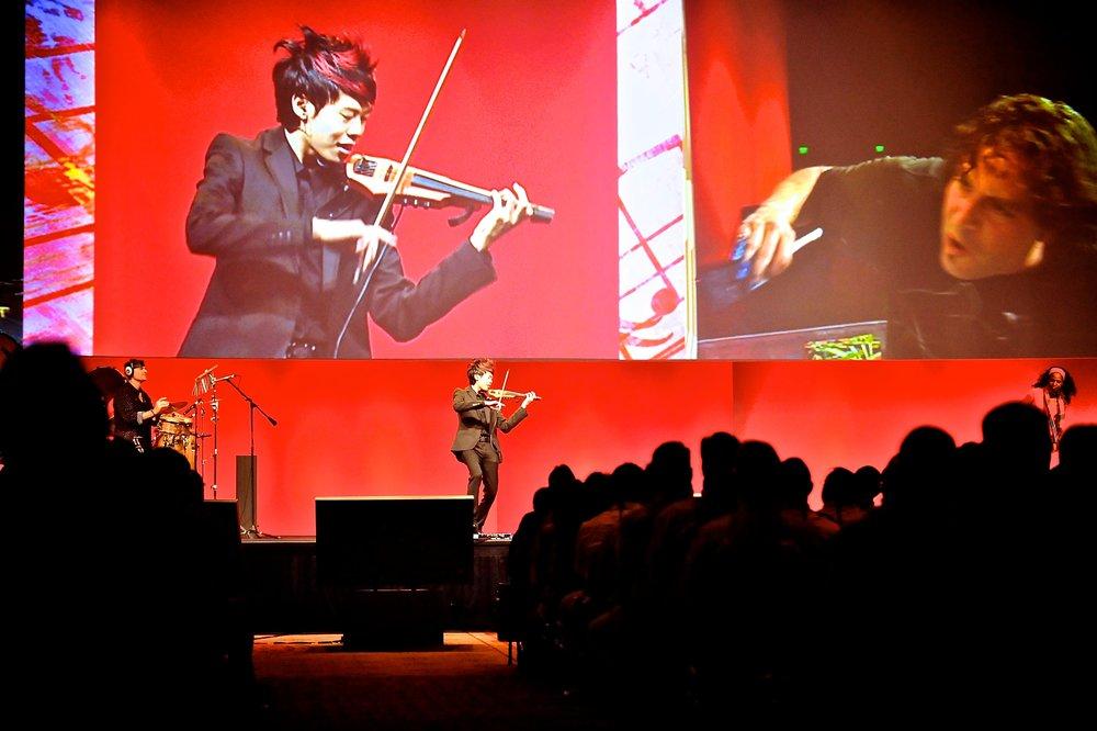 Jason Yang performance