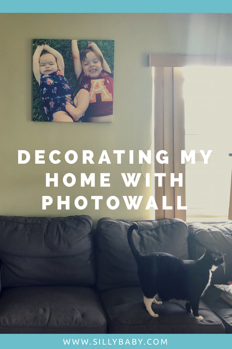 Decorating my home with Photowall