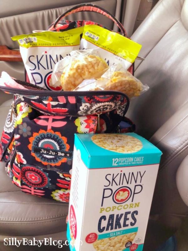 Skinny Pop Popcorn Cakes Snacks