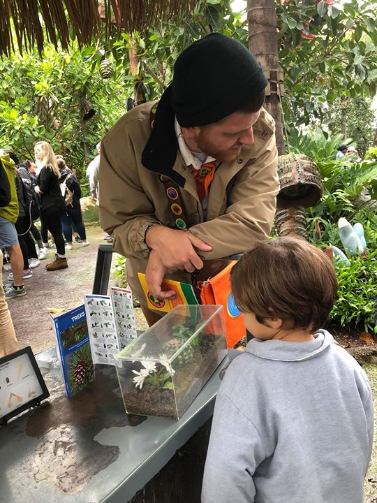 Disney World Animal Kingdom Wilderness Explorers