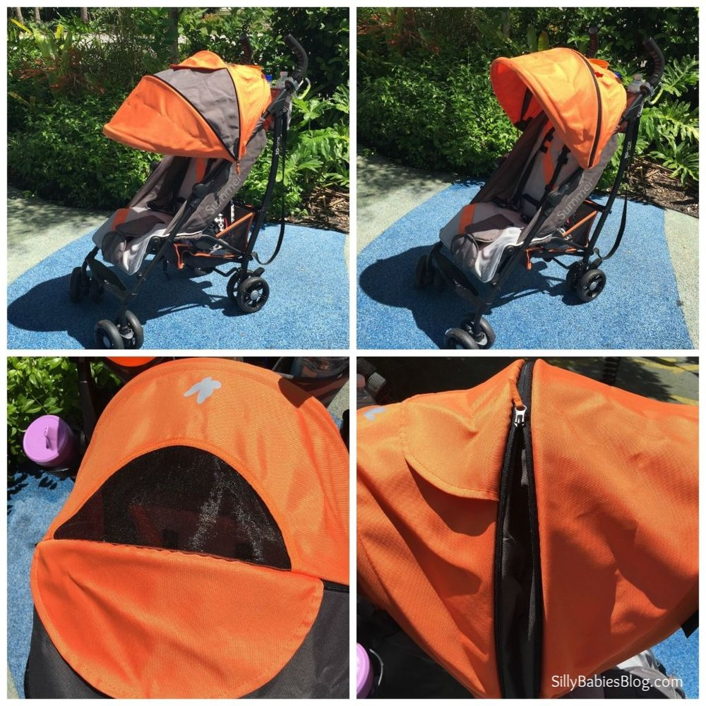 Summer Infant 3D One Large Canopy